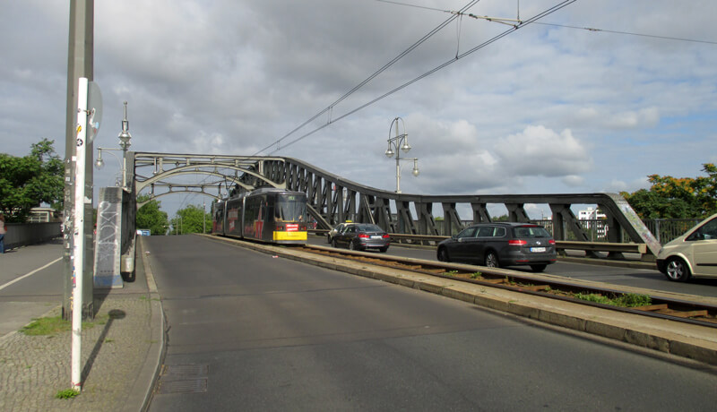 Bösebrücke_Bauzeitliches Verkehrskonzept Berlin