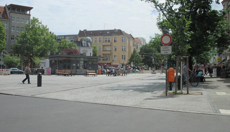 Breslauer Platz | Umgestaltung des Breslauer Platzes Ingenieurleistungen und Leistungen der Technischen Ausrüstung