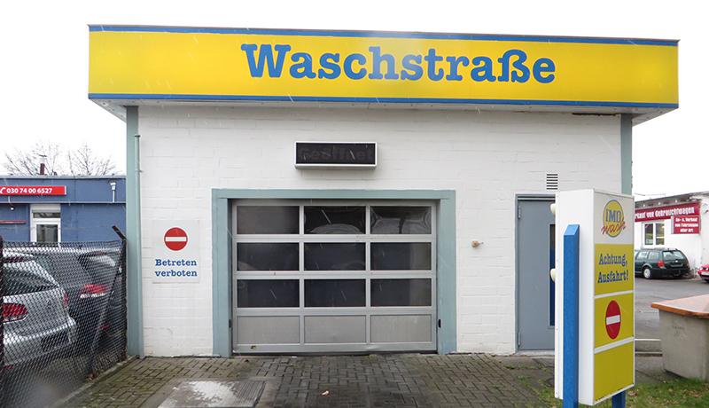 Ortsbesichtigung | Luftschadstoff- und Geruchsgutachten für den B-Plan XIV-155 in Berlin-Neukölln