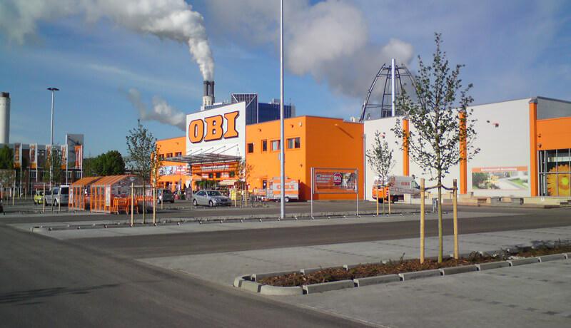 Ortsbesichtigung | | Planung der Außenanlagen und Bauleitung für den Bau des Siemensstadt-Parks in Berlin-Spandau