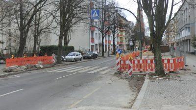 Fußgängerübergang Sicherheitsaudit Maßnahmenvorschlag Soldiner Str