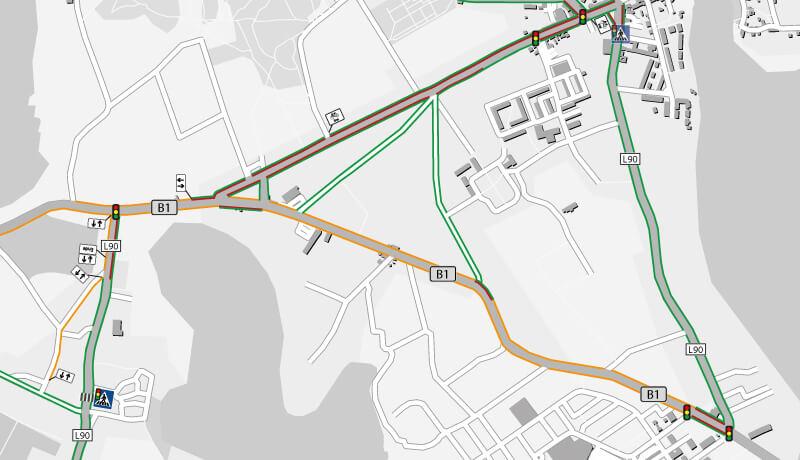 NMIV Verkehrsanlagen | Verkehrsentwicklungsplan der Stadt Werder (Havel)