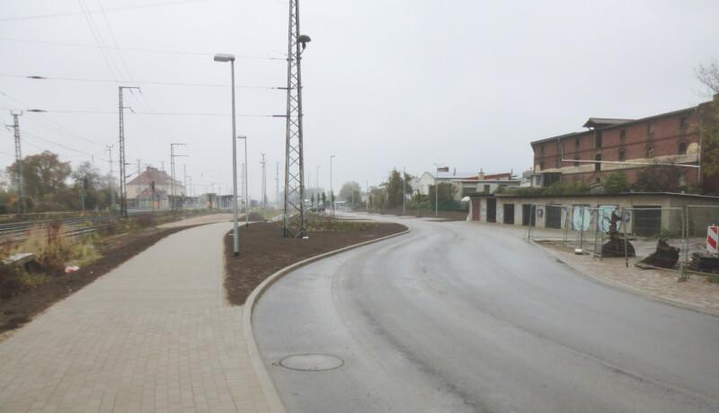 Nachher | Sicherheitsaudit für die Bahnhofsumfeldgestaltung in Prenzlau
