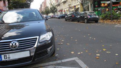 Ortsbesichtigung Sicherheitsaudit Begegnungszone Maassenstraße