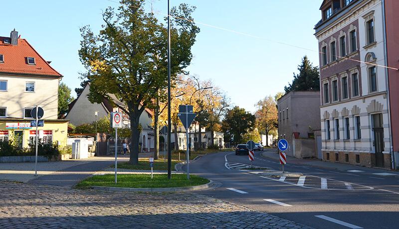 Ortsbesichtigung | Verkehrsentwicklungsplan für die Stadt Markkleeberg