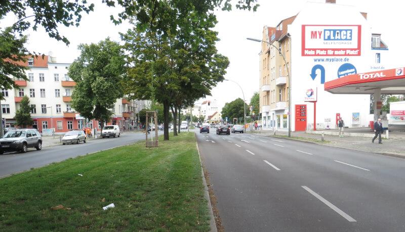 Fahrbahn | Schallschutzgutachten für die Residenzstraße und angrenzende Gewerbegebiete