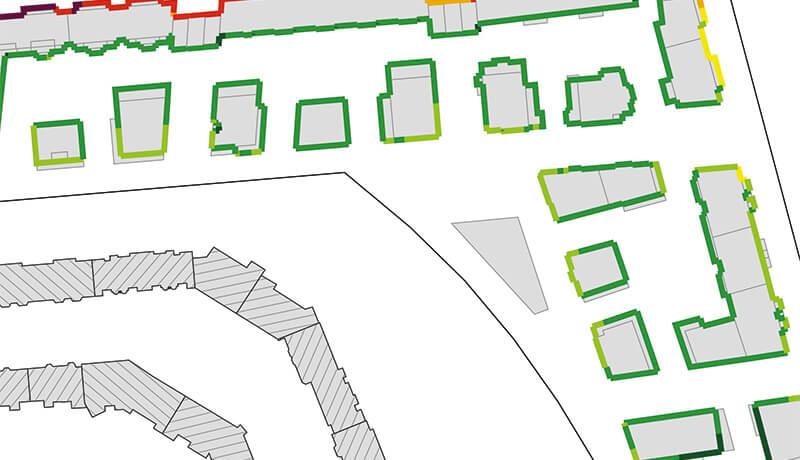 Schalldämmmaße   Schallschutzgutachten Wohnbebauung B-Plan 1-64