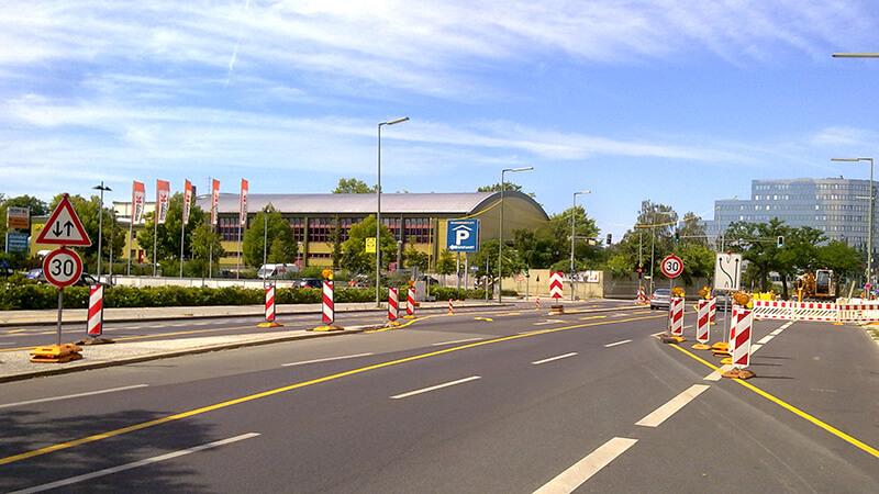 Verkehrs- und Baustellenmanagement