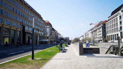 UBahn Linie-U5 Berlin
