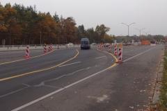 Ausführung   Bauzeitliches Verkehrskonzept am Autobahnkreuz Zehlendorf