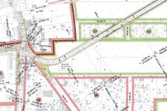 Übersichtslageplan | Objektplanung der Verbindungsstraße zur B 2 in Karow