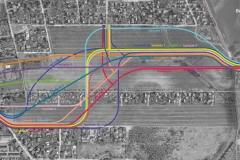 Variantenvergleich | Objektplanung der Verbindungsstraße zur B 2 in Karow