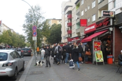 Konflikt_Rad_Fußgänger_Sicherheitsaudit_Begegnungszone_Maassenstraße