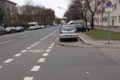 Kaiserstraße | Planung von Radverkehrsanlagen und Projektsteuerung der Radverkehrsprogramme in Berlin