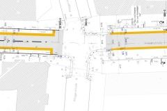 Friedelstraße | Planung von Radverkehrsanlagen und Projektsteuerung der Radverkehrsprogramme in Berlin