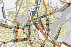 Radverkehr | Verkehrsentwicklungsplan der Stadt Oranienburg für das Jahr 2025