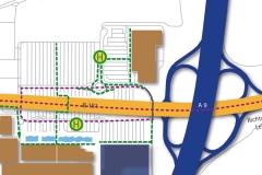 Bestand | Verkehrsgutachten zur Aufstellung des B-Plans Nr. 55 in Leuna