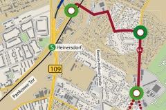 Lösung | Verkehrsuntersuchung zum Netzelement N4 Verkehrslösung Heinersdorf