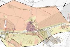 Baustrecke | Voruntersuchung für den Autobahnzubringer B 104 / B 197 Neubrandenburg