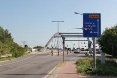 Sperrung Zufahrt   Bauzeitliches Verkehrskonzept für die Erneuerung der Fahrbahn der A 113