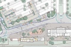HL-Aktuell 2018_1 | Umgestaltung des Bahnhofsvorplatzes im Rahmen der LAGA 2019 in Wittstock/Dosse