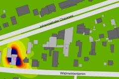 VOC 3-4 | Luftschadstoff- und Geruchsgutachten für den B-Plan XIV-155 in Berlin-Neukölln