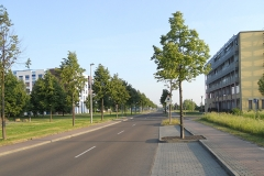 Ortsbesichtigung   Schallschutz- und Luftschadstoffgutachten für das Medizinisch-Wissenschaftliche Zentrum in Leipzig-Probstheida