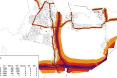 Schallberechnung | Verkehrsentwicklungsplan für die Stadt Markkleeberg