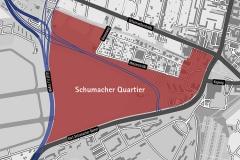 Schuhmacher Quartier | Verkehrsplanerische Untersuchung Schumacher Quartier in Berlin