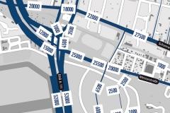 Verkehszählung | Verkehrsplanerische Untersuchung Schumacher Quartier in Berlin
